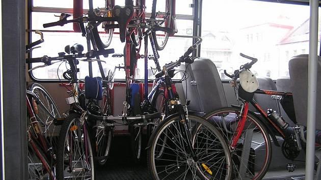 Cyklobusy budou v Beskydech jezdit na dvou linkách.