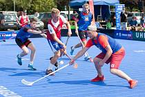 Začátkem srpna se bude v Ostravě konat Street Floorball League.