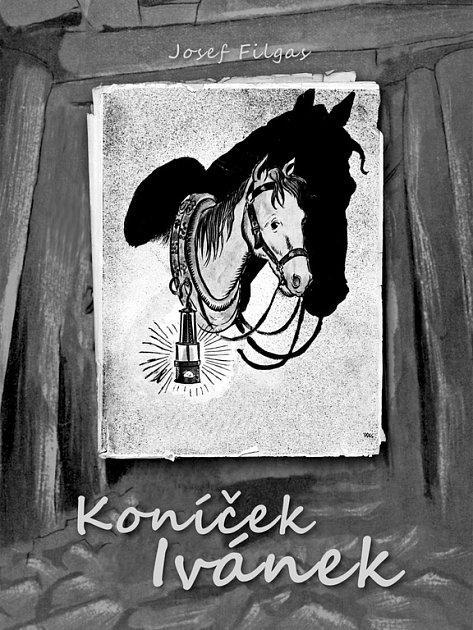 Přebal knihy Koníček Ivánek
