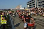 Road Circus 2020 v Ostravě-Jihu, sobota 12. září 2020.