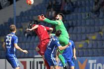 Baník si v Liberci připsal už desátou porážku v této sezóně.
