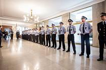 Ostravští strážníci - Ilustrační foto.