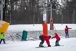 Skalka family park, 22. ledna 2020 v Ostravě.