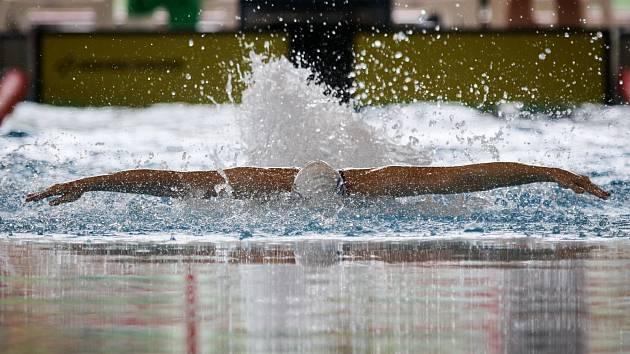 Do bazénu nemohou, ale nezahálejí. Ostravští plavci vyzvali k soutěži na suchu všechny zájemce z řad veřejnosti bez omezení věku.