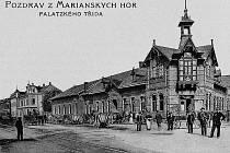 Tato mariánskohorská hospoda bývala místem, kde se koncem 19. století shromáždilo pět tisíc hostů, kteří z popudu Petra Cingra založili první hornický odborový spolek Prokop.