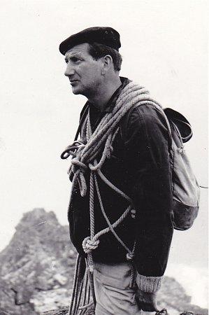 Zdeněk Záboj, první průkopník sportovního horolezectví na severní Moravě