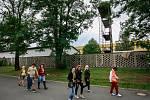 Komentovaná prohlídka s průvodcem Julkem opuštěným ostravským ghettem.