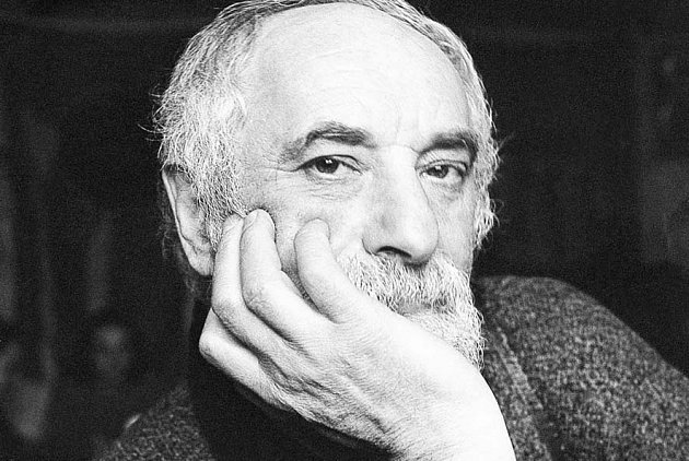 Fotograf a pedagog Jindřich Štreit.