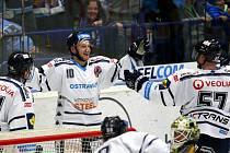 13. kolo hokejové extraligy: HC Vítkovice Steel – HC Verva Litvínov 1:0 (0:0, 1:0, 0:0)