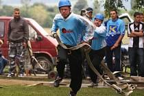 Proskovičtí dobrovolníci z velké části obměnili družstvo, které je reprezentuje na hasičských soutěžích.