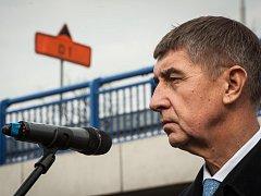 Místopředseda vlády a ministr financí Andrej Babiš (ANO) dvoudenní návštěvu Moravskoslezského kraje zahájil v Ostravě.