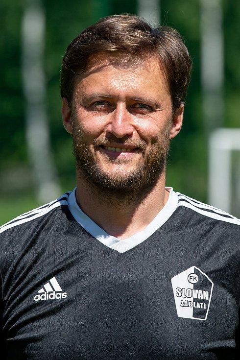 Daniel Bratovanov, obránce