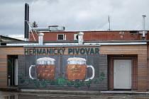 Heřmanický pivovar v Ostravě.