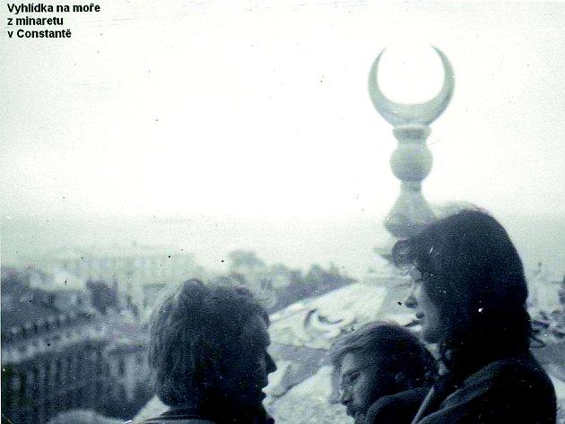 Snímek 1. soutěžícího - JAN HOLEČEK, NOVÝ JIČÍN