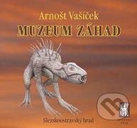 Muzeum záhad na Slezskoostravském hradě v Ostravě přibližuje čtenářům známý spisovatel Arnošt Vašíček.