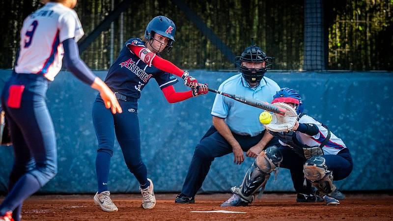 Softballistky Arrows Ostrava bojují ve finále play-off extraligy s obhájkyněmi mistrovského titulu z Jourds Praha.