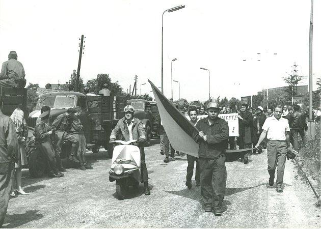 Invaze vojsk Varšavské smlouvy na území Moravy a Slezska
