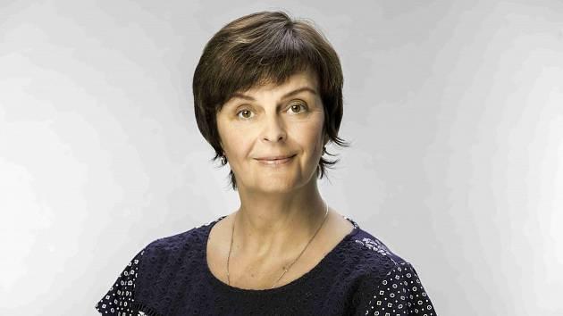 Monika Klapková. Občanská demokratická strana s podporou TOP 09.