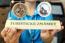Turistické známky nejen pro návštěvníky Ostravy