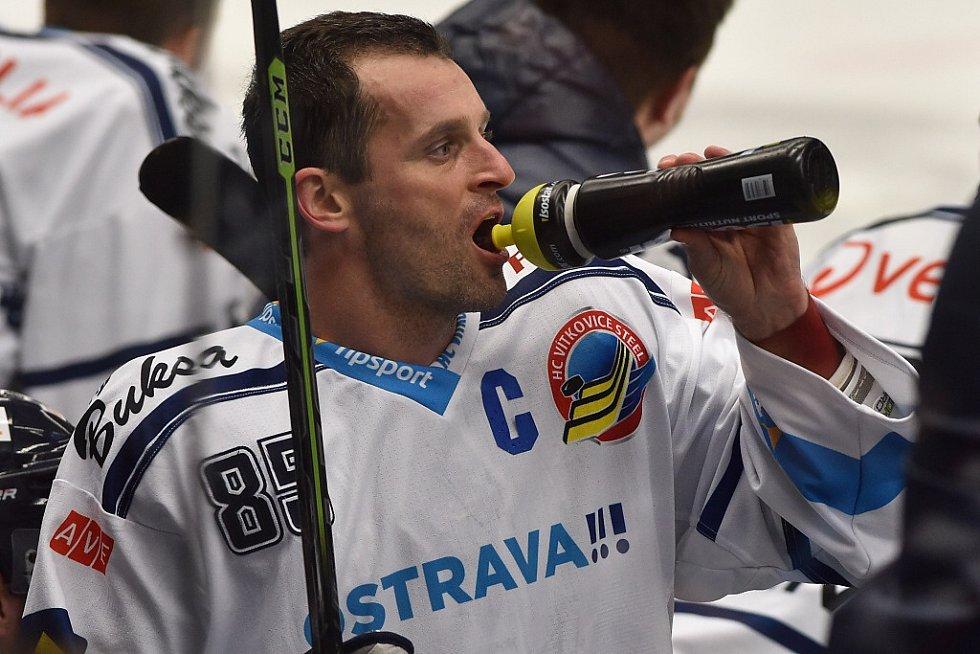 HC Vítkovice - HC Kometa Brno.