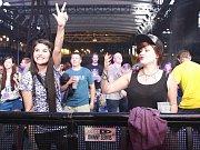 Desítky tisíc vyznavačů taneční muziky navštívily druhý ročník Beats for Love.
