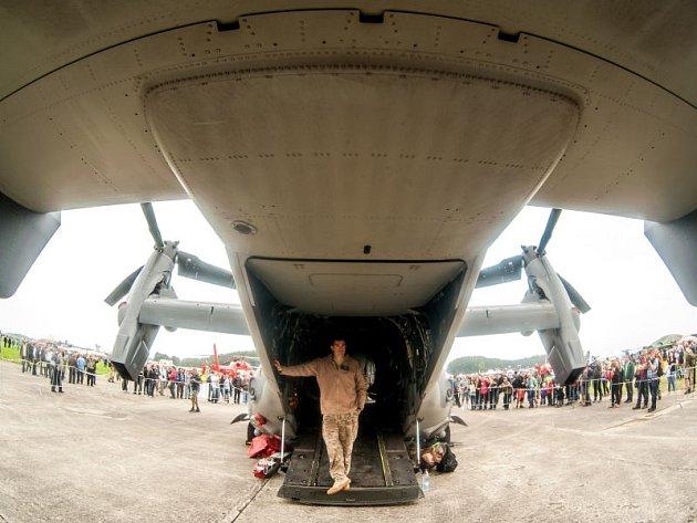 Dny NATO na ostravském letišni Mošnov (Letiště Leoše Janáčka).