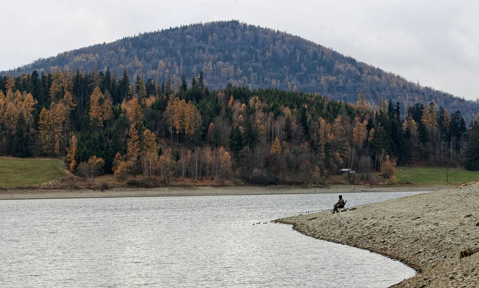 Slezská Harta, listopad 2015.