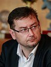 Jan Wolf, předseda představenstva Baníku a předseda dozorčí rady Karviné.