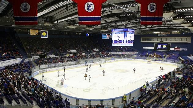 Ostravar Aréna - Ilustrační foto