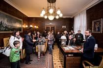 Den otevřených dveří na Magistrátu města Ostravy.