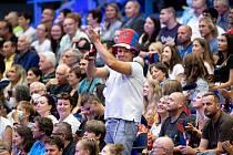 Čeští volejbalisté se shodli, fanoušci vytvořili na mistrovství Evropy v Ostravar Aréně úžasnou atmosféru.