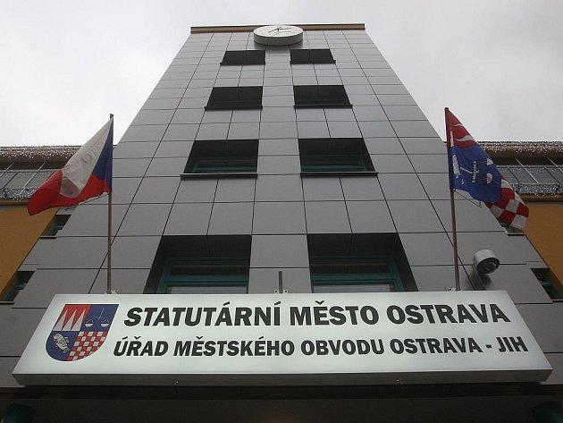 Rekonstruovaná radnice ostravského obvodu Jih