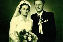 Svatba manželů Cechových