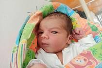 Elliot Adyan Saleh z Třince, narozen 13. února 2021 v Třinci, míra 51 cm, váha 3670 g. Foto: Gabriela Hýblová