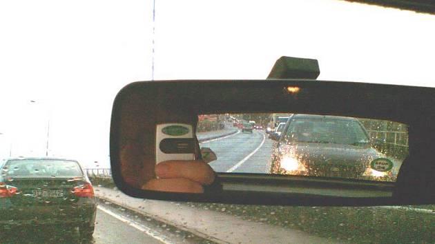 Černý potok v Ostravě-Přívoze je místem častých dopravních zácp