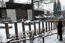 Místo, kde v ostravské zoo vyroste nový pavilón hrochů