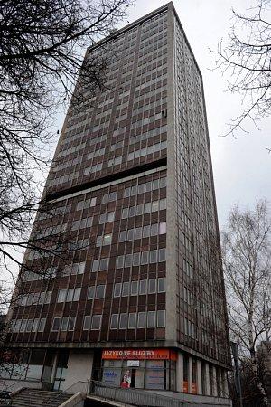 Ostravský mrakodrap.
