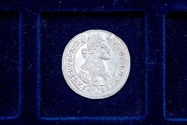 Historická mince.
