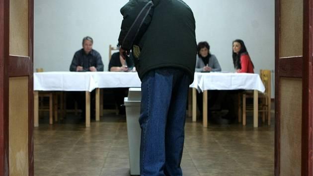 Přímá volba prezidenta v Ostravě.