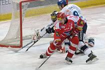 HC Vítkovice Steel - HC Mountfield České Budějovice 1:3