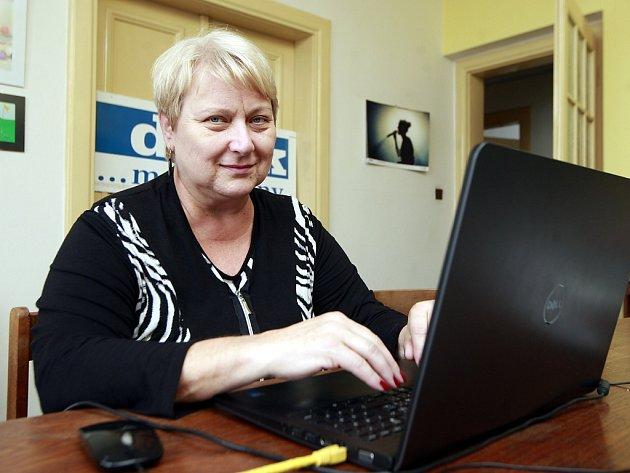 Liana Janáčková.