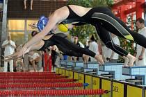 Ilustrační foto z plavecké Velké ceny