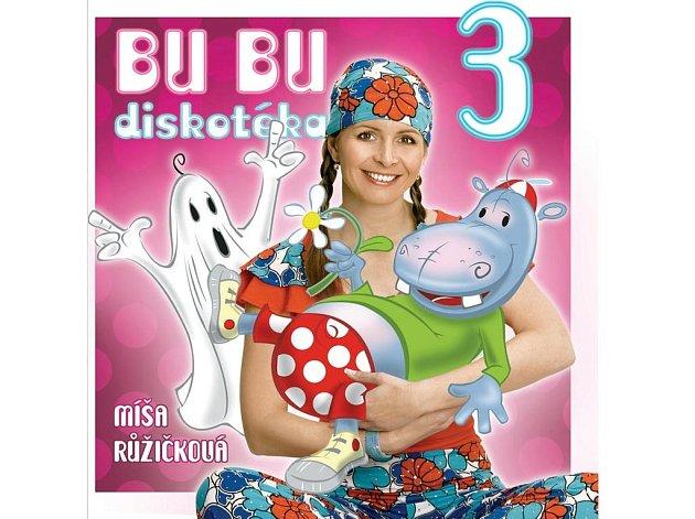 Míla Růžičková a její CD