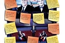 """Redaktoři Deníku se vydali v době, kdy ČT vysílala """"kandidátskou debatu"""" do namátkou vybraných ostravských restauračních zařízení."""