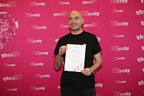 Vítěz T-Mobile Rozjezdů v MS kraji 2020