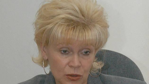 Marcela Reichelová, předsedkyně SOS Moravskoslezského kraje.