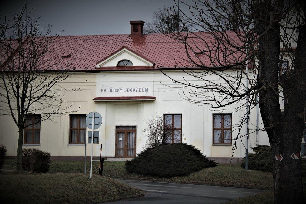 Katolický lidový dům ve Staré Bělé.