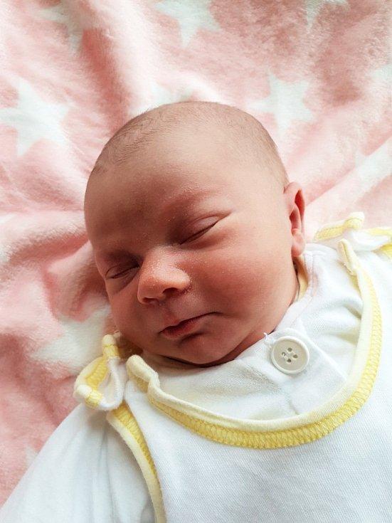 Tereza Mokrá, Opava, narozena 28. dubna 2021 v Opavě, míra 50 cm, váha 3500 g. Foto: Tereza Dlabalová