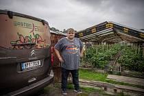 V Zahradnictví Poruba pěstují chilli pro výrobce omáček Gaston Chilli, 30. září 2021 v Ostravě.