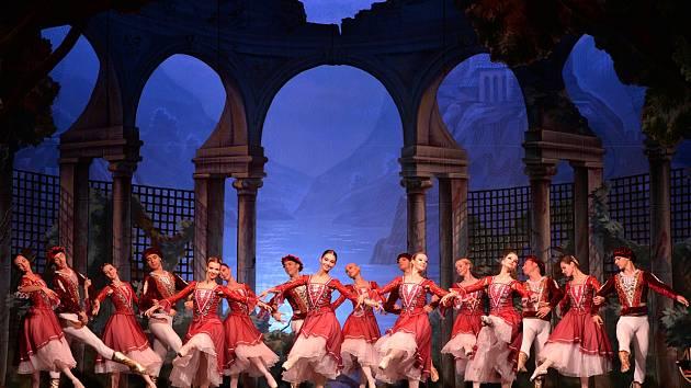 Snímek z představení.